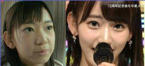 宮脇咲良 顔 変わりすぎ 比較 画像 韓国 韓国人 人気