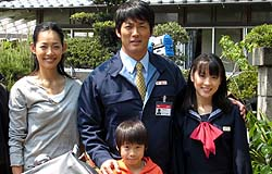 長嶋一茂 嫁 画像 ホステス時代 子供 学校