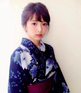 福田成美 かわいい 口 曲がってる 彼氏 キャバ時代 画像