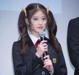 今田美桜 目 怖い でかい 目頭切開 彼氏 社長 画像
