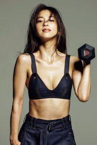 腹筋 トレーニング クロスフィット ダイエット 方法 中村アン